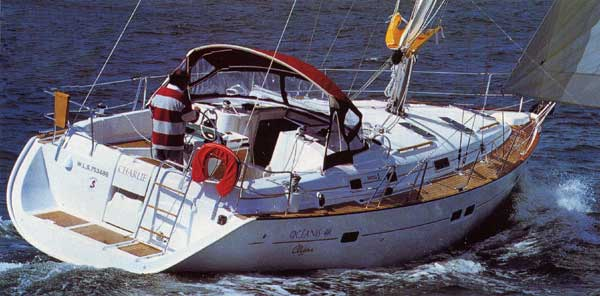 Océanis Clipper 441